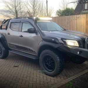 Nissan Navara NP300 2015-2018 Wide Wheel Arches Fender Flares