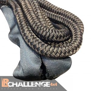 9m X 25mm 33000lb 16.5t Kinetic Tow Ropes
