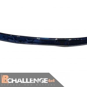 Bonnet Guard Bra Gloss Black to fit Nissan Navara D40 2006-2010