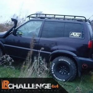 Snorkel Kit to fit Nissan Navara d22 & Pathfinder R50 Terrano 2