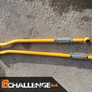 Heavy Duty Front Panhard Rod Yellow 3″ Lift to fit Suzuki Jimny