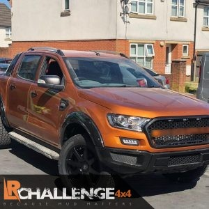 Raptor style Body Kit to fit Ford Ranger 2016-2019