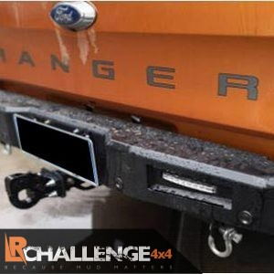 Rear winch Bumper HD to fit Ford Ranger 2016-2019