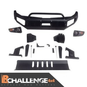 Front Bumper HD to fit Mitsubishi L200 Triton 2016-2019