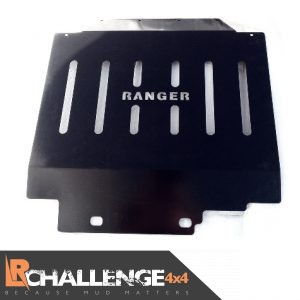 Front Bumper Skid Plate Protection to fit 2015 Ford Ranger