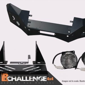 Heavy Duty front Winch bumper to fit Land Rover Discovery 3 express shipping