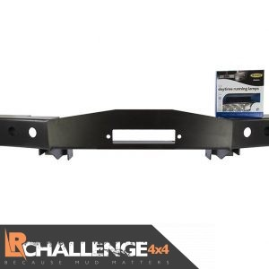 Heavy Duty front Winch bumper to fit Land Rover Discovery 2 TD5 & v8 express shipping