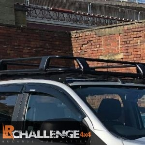 Heavy duty overland Roof Rack to fit Hilux Vigo 2006-2015 Bolts onto the original holes on your roof