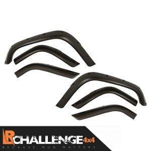 50mm Wide wheel arches to Land Rover Discovery 1 300 200 tdi v8 Abs plastic