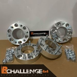 35mm Hub centric wheel spacers 6×139.7 93.1 hub to fit Ranger T6 T7 T8