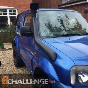 Snorkel Kit to fit Suzuki Jimny 1.3 with lettering