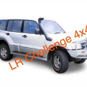 Snorkel Kit to fit Mitsubishi Shogun Pajero 1999-2006