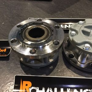 Mitsubishi Pajero Motero Free Wheeling Hubs Locking Hubs Uk Seller Fast Dispatch