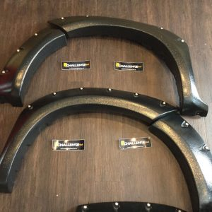 Wide Wheel Arches Extensions 5″ Wide Toyota Hilux Vigo 2011-2015