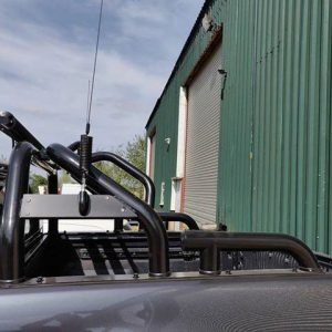 Universal Pick Up Roll Bar With Light Mounts Fits Navara Hilux Ranger D-max L200