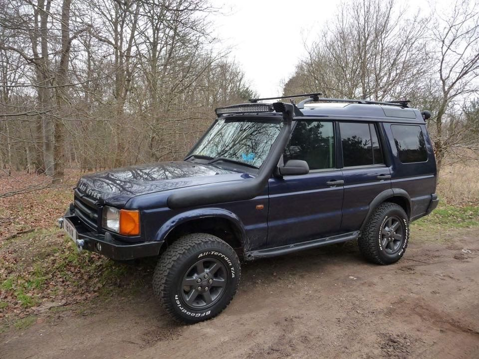 Land Rover Discovery 2 >> Snorkel Kit To Fit Land Rover Discovery 2 Td5 V8 1999 Onwards Ebay