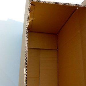 Moving Boxes 120cm x 21cm x 40cm packaging supplies 120x21x40 cardboard box x5